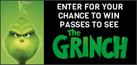 Enter for your chance to win passes to an advance screening of