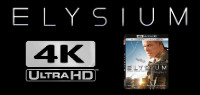 ELYSIUM ON 4K ULTRA HD Contest