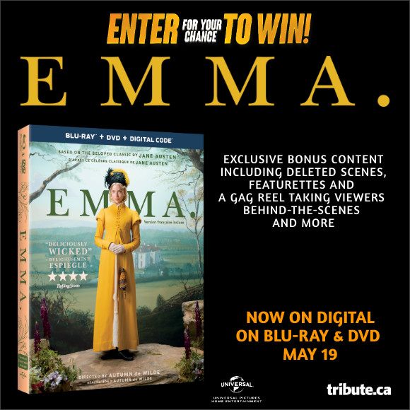 Enter to WIN Emma on Blu-ray