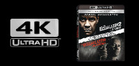 EQUALIZER, EQUALIZER 2 On 4K ULTRA HD Contest