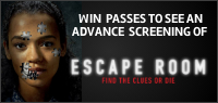 Enter for your chance to see an advance screening of