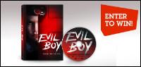 EVIL BOY DVD Contest