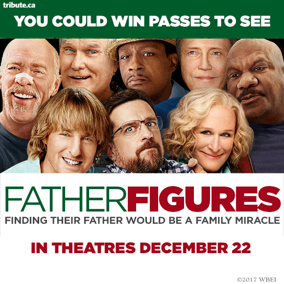 Father Figures Advance Screening Pass contest