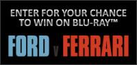 FORD V FERRARI Blu-Ray Contest