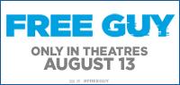 FREE GUY Toronto, Calgary, Edmonton, Vancouver Advance Screening Contest