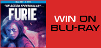 "Enter for your chance to win ""FURIE"" on Blu-ray. Available on Blu-ray, DVD & Digital June 25"