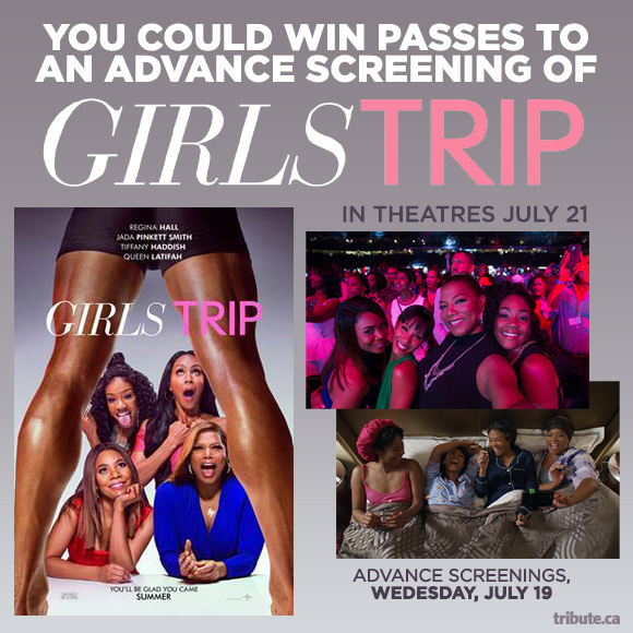 Girls Trip Advance Screening and Pass contest