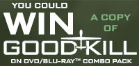 Enter to win Good Kill on Blu-ray