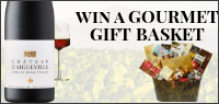 Enter for your chance to win a GOURMET GIFT BASKET. Value $125