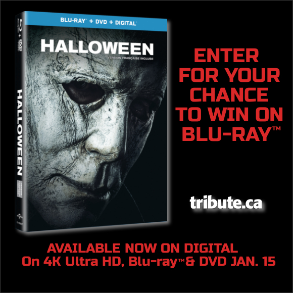 HALLOWEEN Blu-ray contest
