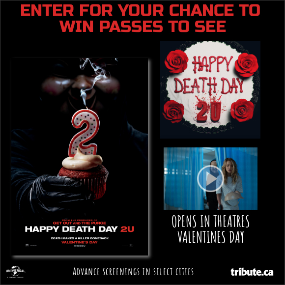 HAPPY DEATH DAY 2U Pass contest