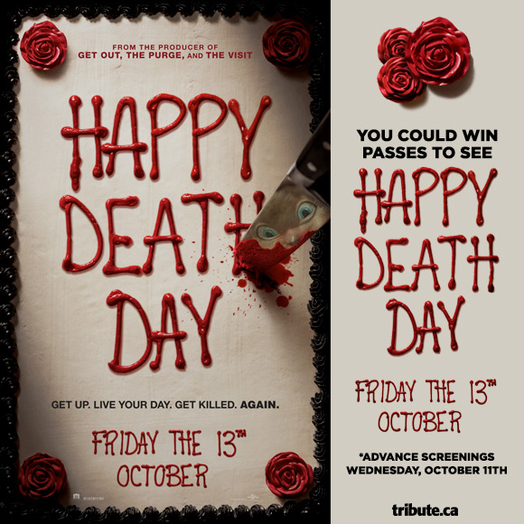Happy Death Day Pass contest