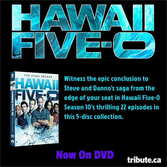 Enter for your chance to win Hawaii Five-0 The Final Season DVD