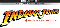 INDIANA JONES: FOUR MOVIE COLLECTION Contest
