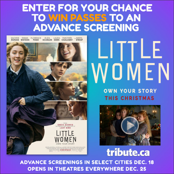 LITTLE WOMEN Advance Screening Pass contest