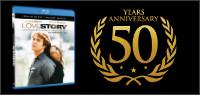 Love Story 50th Anniversary Blu-ray
