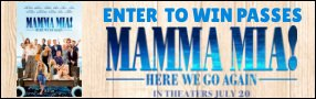 Enter to win passes to an advance screening of