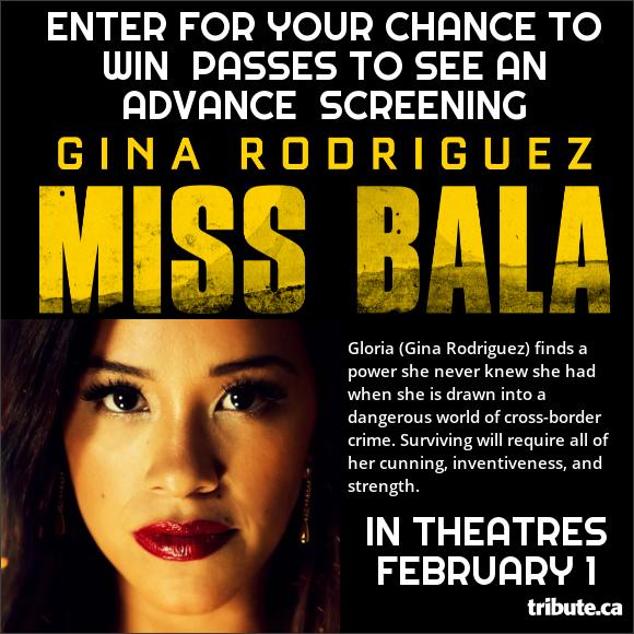 MISS BALA Advance Screening Pass contest