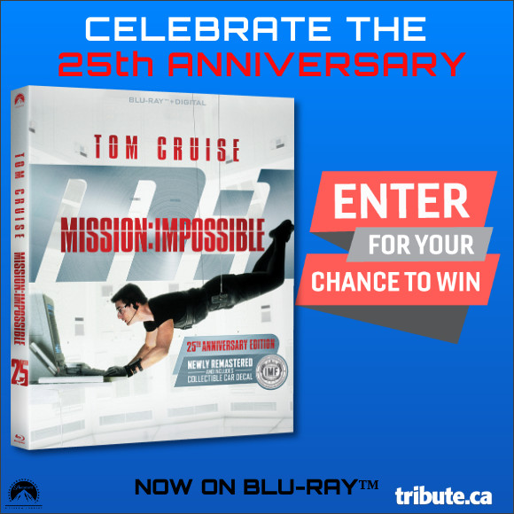 Mission: Impossible 25th Anniversary Special Edition Blu-ray