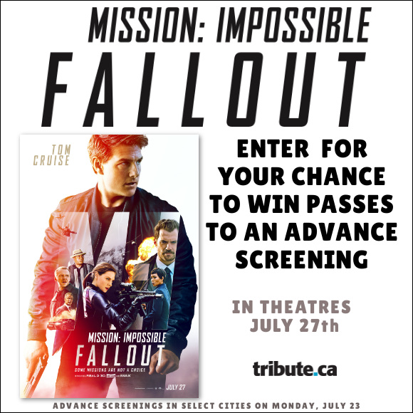 Mission Impossible FALLOUT Advance Screening Pass contest