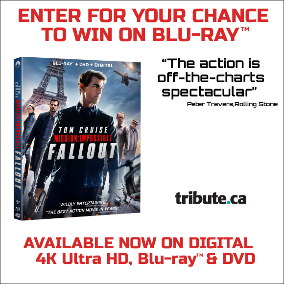 MISSION IMPOSSIBLE: FALLOUT Blu-ray contest
