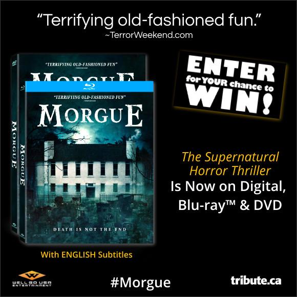 Morgue Blu-ray Contest