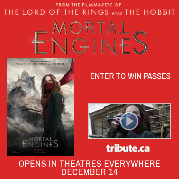 MORTAL ENGINES Pass contest