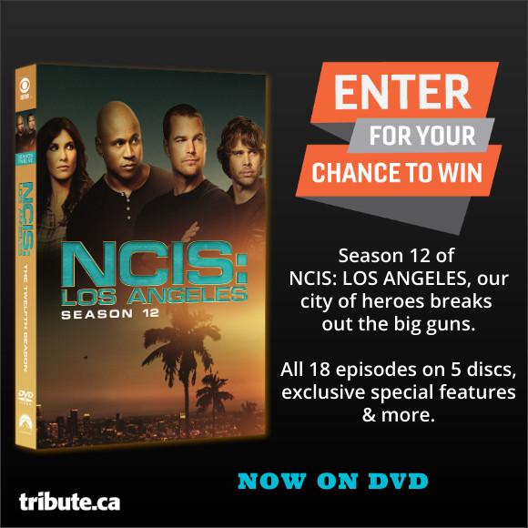 NCIS Los Angeles Season 12 DVD Contest