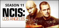 NCIS: LOS ANGELES: THE ELEVENTH SEASON DVD Contest