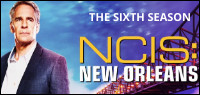 NCIS: NEW ORLEANS: THE SIXTH SEASON DVD Conest