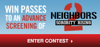 Win Advance Screening Passes to see Neighbors 2