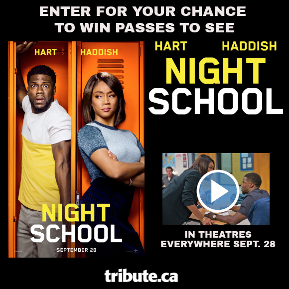 NIGHT SCHOOL Pass contest