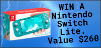 NINTENDO SWITCH LITE Gaming Contest