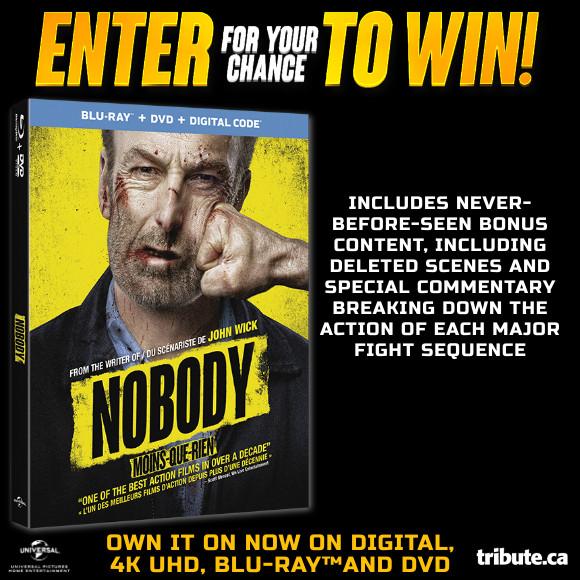 Nobody Blu-ray