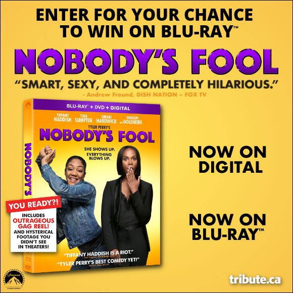 NOBODY'S FOOL Blu-ray contest