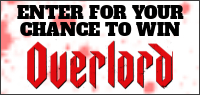 "Enter for your chance to win ""OVERLORD"" on Blu-ray. Available on Digital Feb. 5. On Blu-ray Feb. 19th"