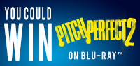 Enter to win a copy of Pitch Perfect 2 on Blu-ray