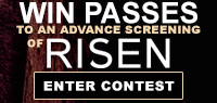Advance Screening Passes to see Risen