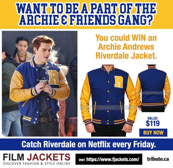 Riverdale KJ Apa Archie Jacket contest