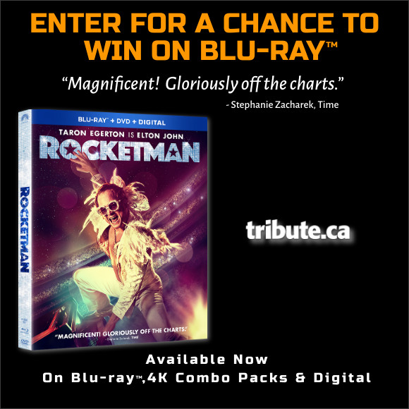 ROCKETMAN Blu-ray contest