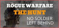 ROGUE WARFARE: THE HUNT DVD Contest
