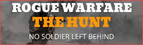 ROGUE WARFARE: THE HUNT DVD Contest