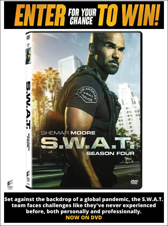 S.W.A.T. Season Four DVD Contest