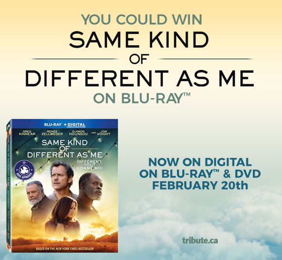 Same Kind Of Different As Me Blu-ray contest