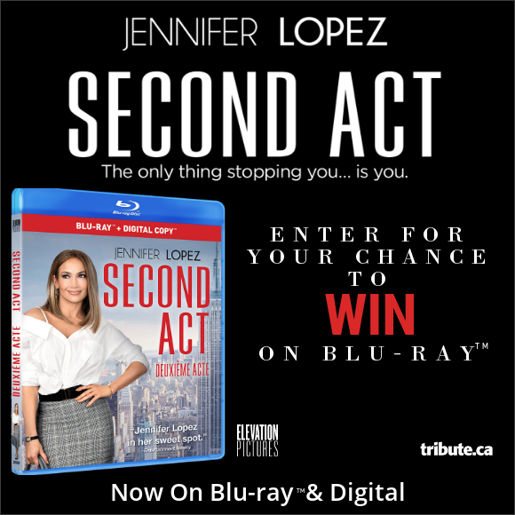 SECOND ACT Blu-ray contest