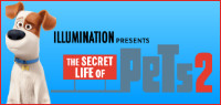 "Enter for your chance to win ""SECRET LIFE OF PETS 2"" on Blu-ray. On Digital August 13, On Blu-ray August 27"