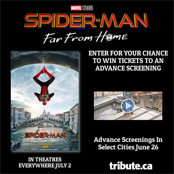 SPIDER-MAN: FAR FROM HOME Advance Screening Pass contest