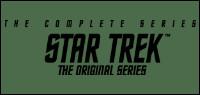 STAR TREK: THE ORIGINAL SERIES: THE COMPLETE SERIES Steelbook Blu-Ray Contest