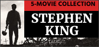 STEPHEN KING 5-MOVIE COLLECTION Blu-Ray Contest