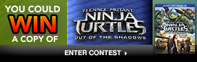 Enter to win a copy of Teenage Mutant Ninja Turtles: Out of the Shadows on Blu-ray Combo Pack Poster